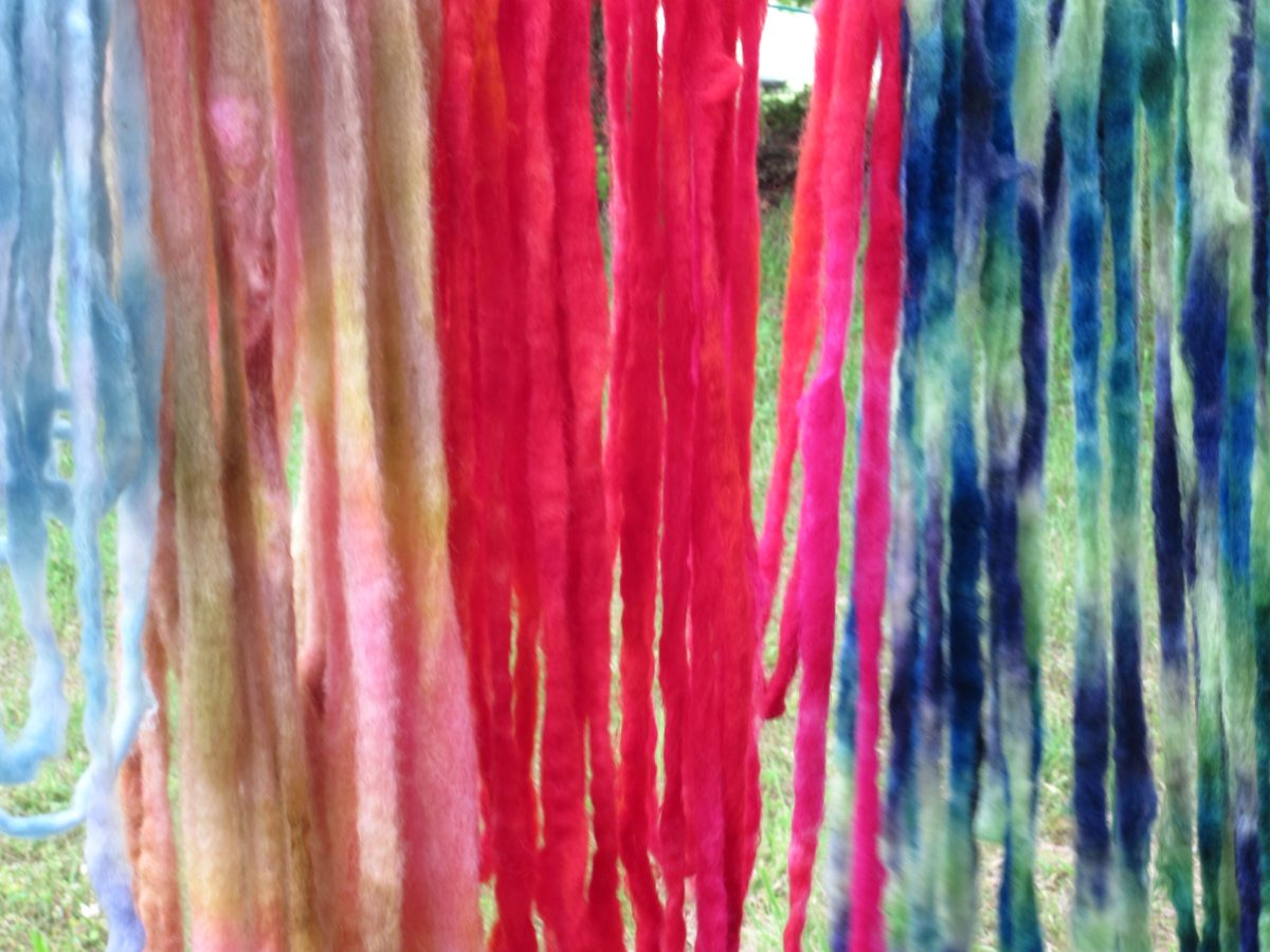 Ask Chef Christy Dyed Yarn