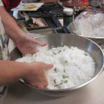 Ask Chef Christy prepping salt crust