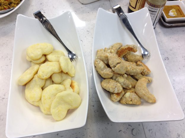 GF Thanksgiving Casava Cheese Biscuits