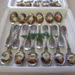 Ask Chef Christy Gravlax Amuse Bouche