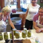 Ask Chef Christy Frances Juhlin making pickles